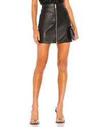 Nbd Black Vanna Skirt