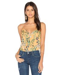 House of Harlow 1960 Multicolor X Revolve Audrey Cami