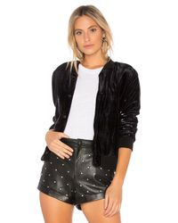 Bailey 44 Black Rite Of Night Bomber Jacket