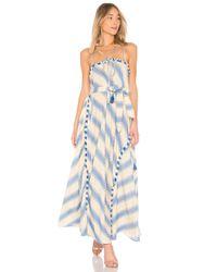Dodo Bar Or Blue Pedro Dress