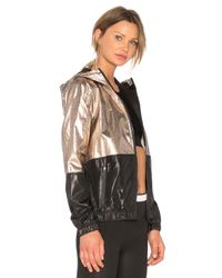 Alala Multicolor Metallic Woven Jacket
