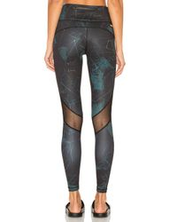 Alala - Blue Captain Ankle Legging - Lyst