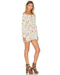 American Vintage - Multicolor Alys Long Sleeve Tunic Dress - Lyst
