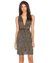 Bec & Bridge | Metallic Santal Double Strap Dress | Lyst