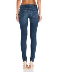 Citizens of Humanity - Blue Avedon Skinny - Lyst