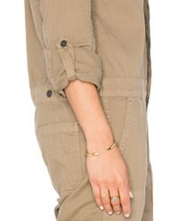 Citizens of Humanity - Gray Tallulah Jumpsuit - Lyst