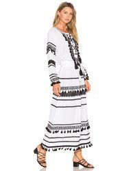 Dodo Bar Or   White Malka Dress   Lyst