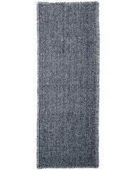 Hat Attack - Black Basketweave Wrap - Lyst