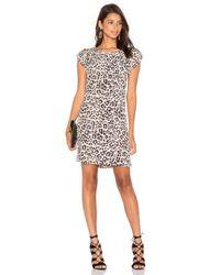 Joie | Multicolor Weaver Silk Dress | Lyst