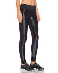 Koral - Black Moto Legging - Lyst