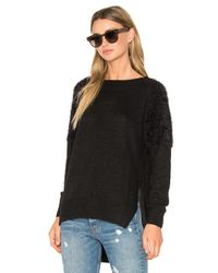 Line & Dot - Black Cypress Sweater - Lyst
