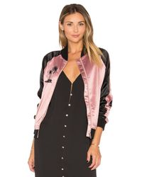 Lovers + Friends Multicolor X Revolve The Exclusive Bomber