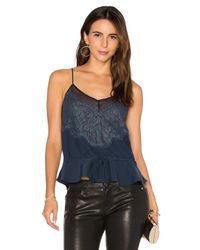 Lover | Blue Prism Cami | Lyst