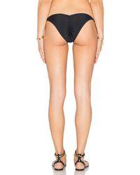 Mia Marcelle - Blue Side Tie Bikini Bottom - Lyst