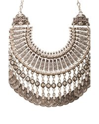 Natalie B. Jewelry - Metallic Natalie B Fit For A Queen Necklace - Lyst