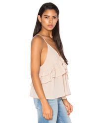 Nue 19.04 - Natural Betty Top - Lyst