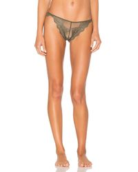 Only Hearts - Multicolor So Fine Lace Thong - Lyst