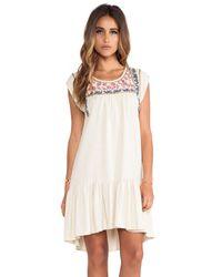 Rebecca Minkoff White Frederic Dress