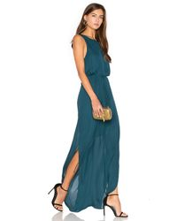 Rory Beca Multicolor Maid Jackson Hole Gown
