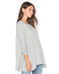 Soft Joie - Gray Lucai Top - Lyst