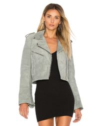 Urban Outfitters | Gray Cropped Bell Sleeve Mc Jacket | Lyst