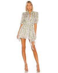 Hemant & Nandita White X REVOLVE Apollo Mini Dress