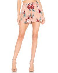 MAJORELLE Pink Hunter Shorts
