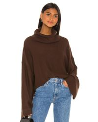 Song of Style Brown Paula Sweater