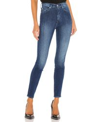 7 For All Mankind スキニー Blue