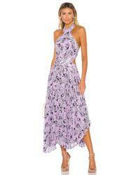Keepsake Purple Luscious Dress