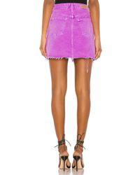 GRLFRND Milla スカート. Size 27. Multicolor