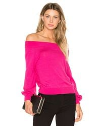 Paper London - Pink X Revolve Bella Top - Lyst