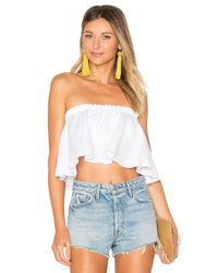 Faithfull The Brand Suns Out トップ White