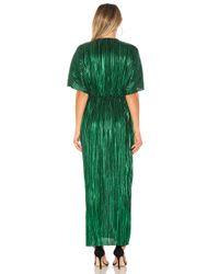 House of Harlow 1960 Green Sabrina Dress