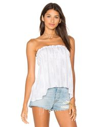 Indah Multicolor Mary Top