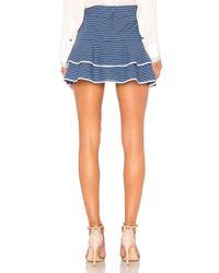 Parker Blue Maiden Combo Skirt