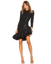retroféte Black Tasha Dress