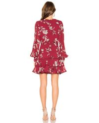 Bardot Tammy ドレス Red