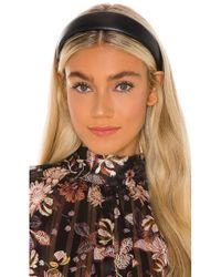 Shashi Black Lilith Headband