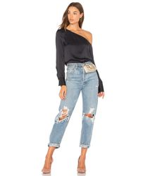 Theory - Blue Ulrika 2 Top - Lyst
