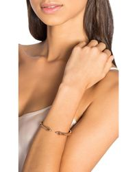 Vita Fede | Pink Mini Titan Solitaire Bracelet | Lyst