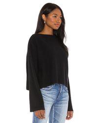 Moussy セーター Black