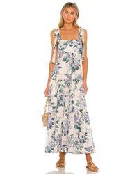 Zimmermann Cassia ドレス Multicolor