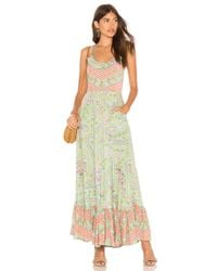 Spell & The Gypsy Collective - Multicolor City Lights Strappy Maxi - Lyst