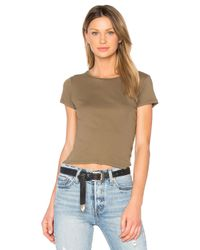 Project Social T - Multicolor Tiny Crew Neck Tee - Lyst
