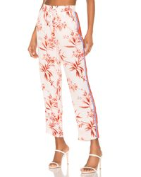 Pantalon Quisy Joie en coloris White