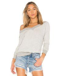 n:PHILANTHROPY Gray Mayer Sweatshirt