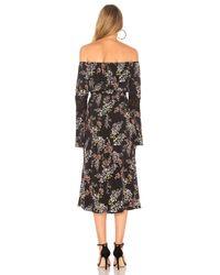 Stone Cold Fox Black Nicholson Dress