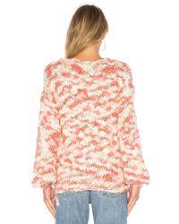 Tularosa Multicolor X Revolve Brooklyn Sweater