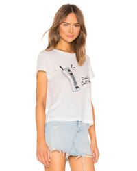 Wildfox Multicolor Don't Call Me Tee